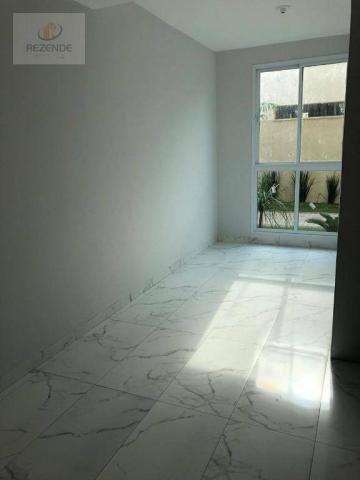 VENDA: Apto, 3/4, sendo 02 suítes - 105 m² - R$340 mil - Foto 2