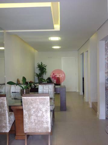 Casa residencial à venda, vila do golf, ribeirão preto - ca1671. - Foto 3
