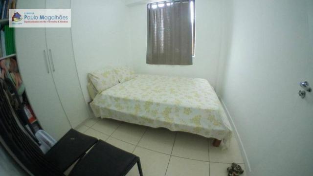 Apartamento com 3 dormitórios à venda, 70 m² - Graça - Salvador/BA - Foto 9