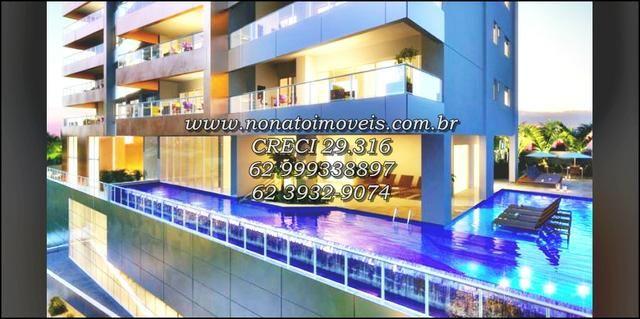179m² no Setor Marista em Goiania ! Com 3 Suites plenas - Foto 17