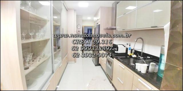 179m² no Setor Marista em Goiania ! Com 3 Suites plenas - Foto 4