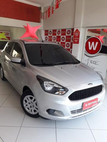 Ford KA 2016/2017 1.0 SE Plus 12V Flex 4P Manual revisado