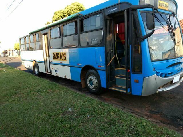 Ônibus rural Mercedes Bens Induscar Apache A - Foto 8