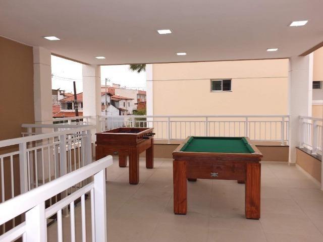 AP0276 - Apartamentos com elevador e lazer completo próximo ao Castelão - Foto 19
