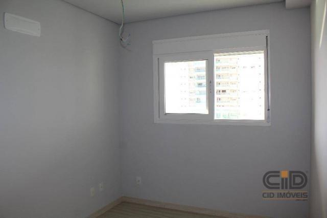 Apartamento com 2 dormitórios para alugar, 88 m² por r$ 2.500/mês - ribeirão do lipa - cui - Foto 7