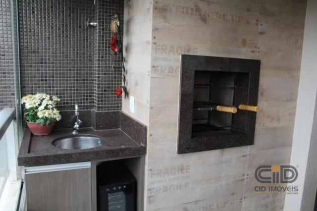 Apartamento com 4 dormitórios à venda, 141 m² por r$ 750.000 - jardim aclimação - cuiabá/m - Foto 20