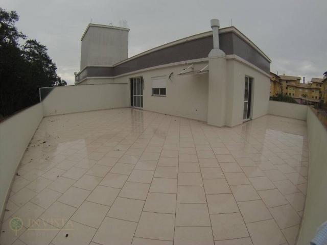 Cobertura 3 dormit 1 suite amplo terraço com churrasqueira - Foto 15