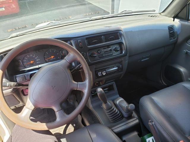 L200 GL 4x4 Diesel 2010 Repasse - Foto 4