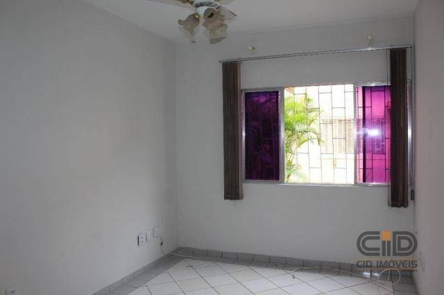 Sobrado com 3 dormitórios para alugar, 100 m² por r$ 1.400,00/mês - jardim kennedy - cuiab - Foto 3