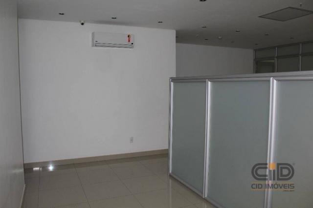 Sala para alugar, 120 m² por r$ 5.000,00/mês - jardim aclimação - cuiabá/mt - Foto 3