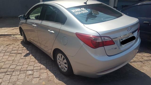 Hyundai Hb20s 1.6 Prata