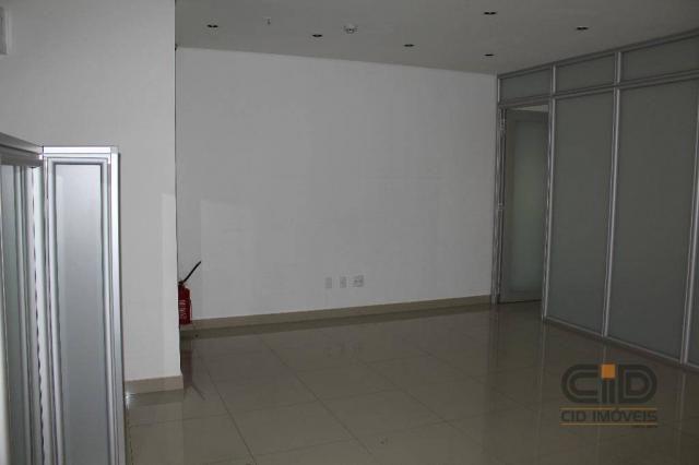 Sala para alugar, 120 m² por r$ 5.000,00/mês - jardim aclimação - cuiabá/mt - Foto 7