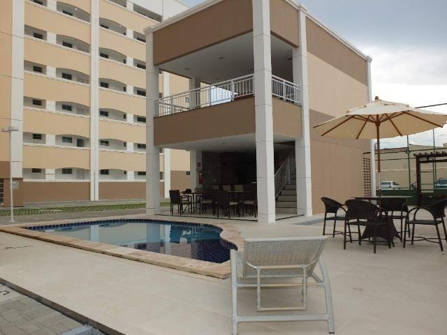 AP0276 - Apartamentos com elevador e lazer completo próximo ao Castelão - Foto 14