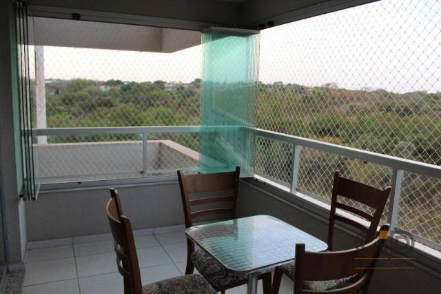 Apartamento com 4 dormitórios à venda, 141 m² por r$ 750.000 - jardim aclimação - cuiabá/m - Foto 17