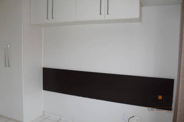 Sobrado com 3 dormitórios para alugar, 100 m² por r$ 1.400,00/mês - jardim kennedy - cuiab - Foto 15