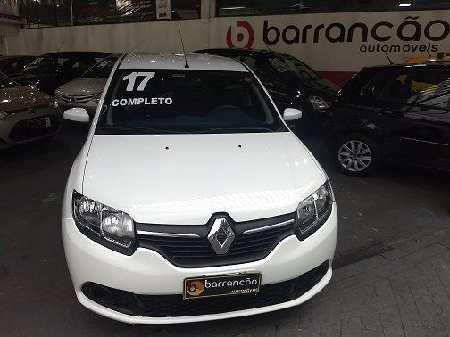 Renault Sandero 2016/2017 1.6 Expression 8V Flex 4P Manual - Foto 6