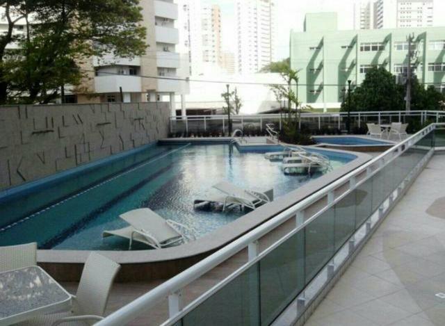 Apartamento três Quartos, sendo duas suites, Meireles. Fortaleza-ce - Foto 5