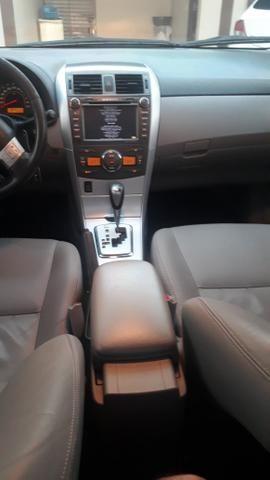 Corolla xei automático 2013 kit multimídia - Foto 3