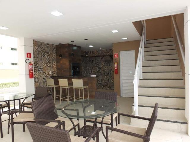 AP0276 - Apartamentos com elevador e lazer completo próximo ao Castelão - Foto 16