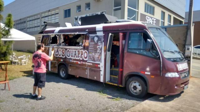 Food Truck Food Bus ( motor casa ) Vôlare W 8