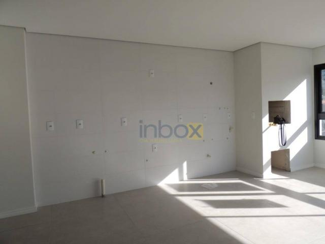 Inbox aluga - apartamento de 2 dorm. no humaitá em bg. - Foto 2