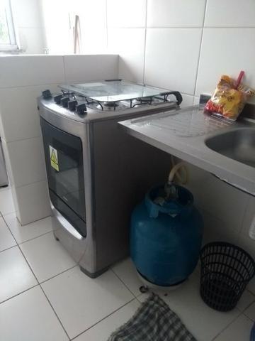 Cond. Solar do Coqueiro, Av. Hélio Gueiros, apto 2/4 mobiliado, R$1.100,00 / * - Foto 7