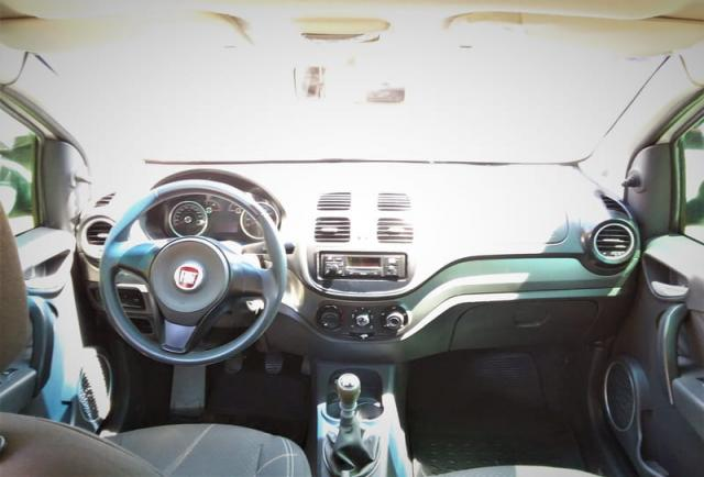 FIAT Siena Attractiv 1.4 2013 - Foto 6