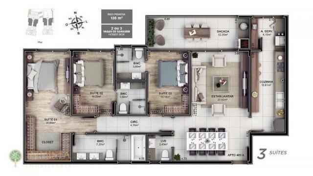 Lindo apartamento decorado - Foto 10
