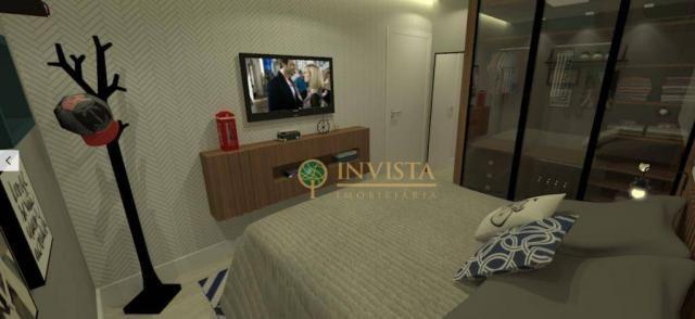 Apartamento com 1 dormitório - em construção - Foto 3