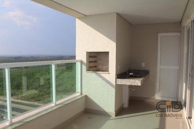 Apartamento com 2 dormitórios para alugar, 88 m² por r$ 2.500/mês - ribeirão do lipa - cui - Foto 5