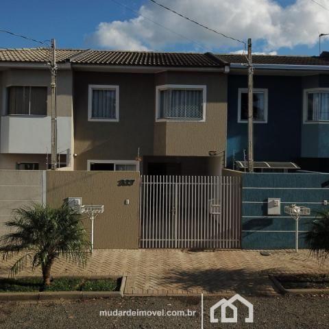 Casa à venda com 3 dormitórios em Santa paula, Ponta grossa cod:MUDAR11773 - Foto 3