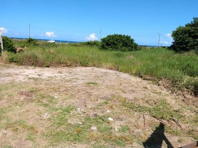 Terreno frente mar Balneário Inajá - Foto 5