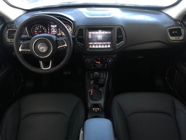 Jeep Compass Longitude 2.0 4x4 Diesel 2020 - Foto 6