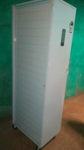 Forno a gás /armário imeca/assadeiras - Foto 5