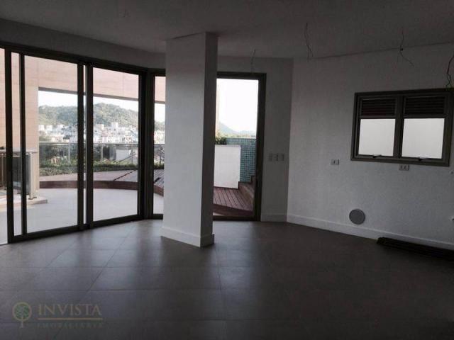 Cobertura residencial à venda, jurerê internacional, florianópolis. - Foto 6