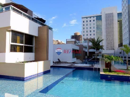 Loft com 1 dormitório à venda, 30 m² por r$ 320.000 - zona industrial - guará/df