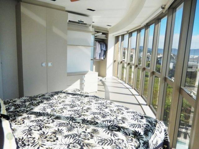 Apartamento mobiliado na praia de jurerê internacional - Foto 17