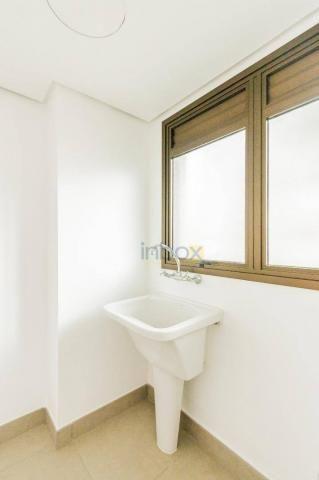 Lindo apartamento 3 suítes semi mobiliado com 116m privativos - Foto 10