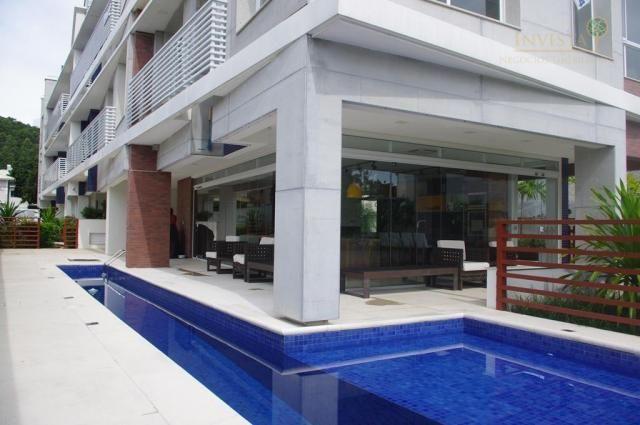 Apartamento residencial à venda, jurerê internacional, florianópolis. - Foto 13