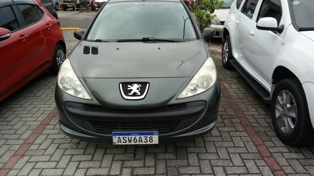 Peugeot 207 1.4 8v 2010/2011 - Foto 2