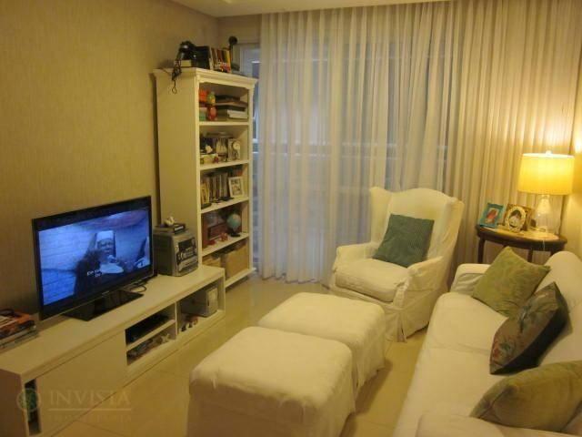 3 suites, sacada com churrasqueira, escritório - Foto 3