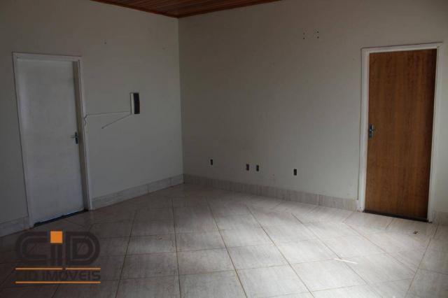 Sobrado comercial para alugar, 450 m² por r$ 4.000/mês - centro norte - cuiabá/mt - Foto 10