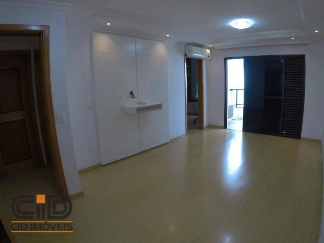 Apartamento para alugar, 260 m² por r$ 3.000,00/mês - duque de caxias i - cuiabá/mt - Foto 19