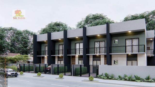 Casa à venda com 2 dormitórios em Aventureiro, Joinville cod:228 - Foto 4