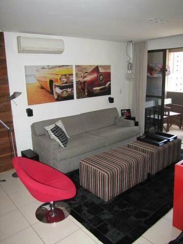 Loft todo projetado e mobiliado, próximo a Beira-mar - Foto 13