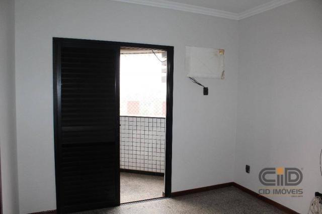 Apartamento com 3 dormitórios para alugar, 223 m² por r$ 3.500,00/mês - bosque da saúde -  - Foto 7