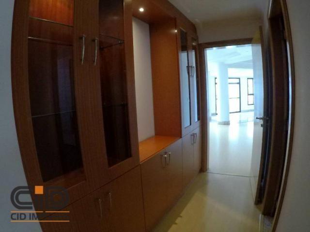 Apartamento para alugar, 260 m² por r$ 3.000,00/mês - duque de caxias i - cuiabá/mt - Foto 8