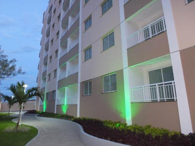AP0276 - Apartamentos com elevador e lazer completo próximo ao Castelão - Foto 8