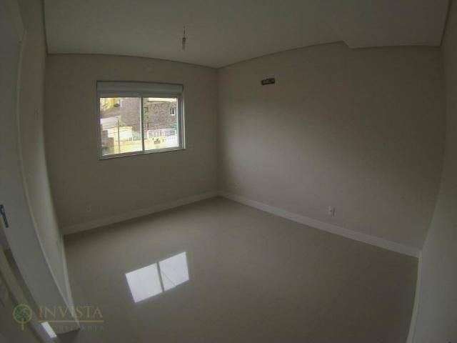 Apartamento novo 3 dormit 3 suítes sacada com churrasqueira - Foto 11