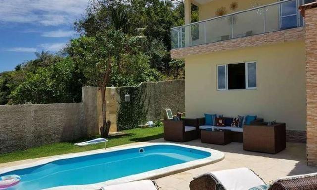 Siqueira Vende: Casa Mobiliada em Gaibu com 3 quartos com Piscina e Vista pro Mar - Foto 6